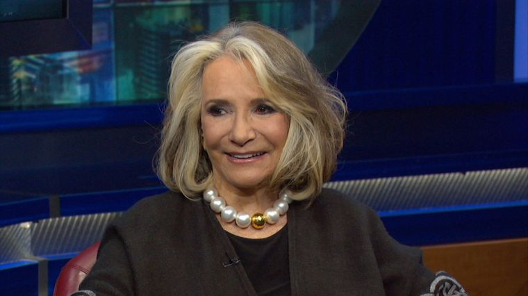 May 1, 2017: SHEILA NEVINS