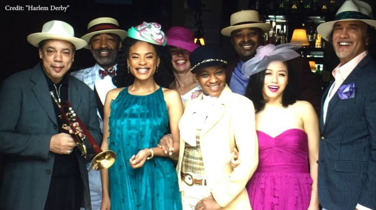 """May 5, 2017: THE """"HARLEM"""" DERBY"""