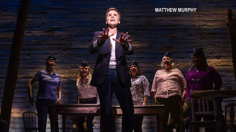 """June 1, 2017: """"COME FROM AWAY""""; OR ABOUT 20 BLOCKS"""