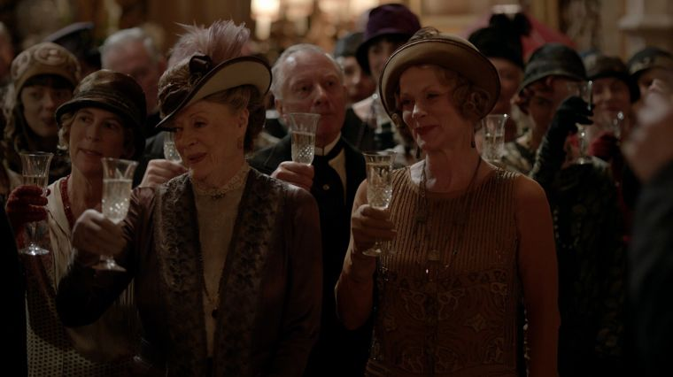 """July 6, 2017: """"DOWNTON ABBEY:  THE MOVIE"""""""
