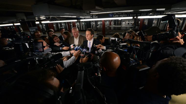 July 6, 2017: IS CUOMO AT RISK?