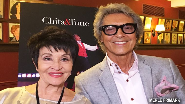 September 6, 2017: CHITA RIVERA & TOMMY TUNE