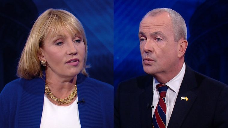 October 3, 2017: NEW JERSEY'S NEXT GOVERNOR