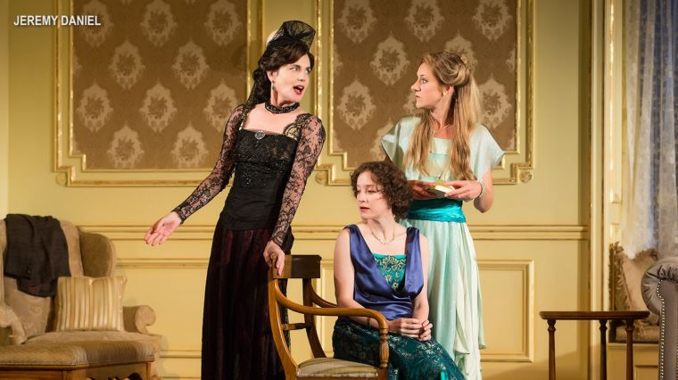 October 10, 2017: FROM DOWNTON TO BROADWAY