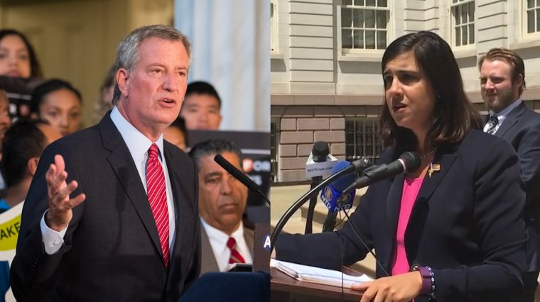 October 10, 2017: THE RACE FOR CITY HALL