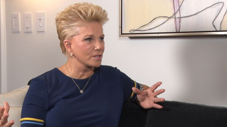 JOAN LUNDEN'S FIGHT