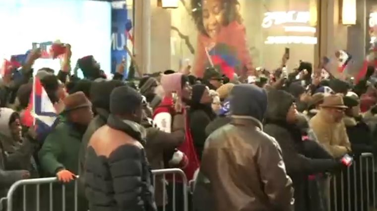 IMMIGRATION AND RACE IN NYC