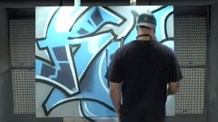 FROM GRAFFITI TO ART