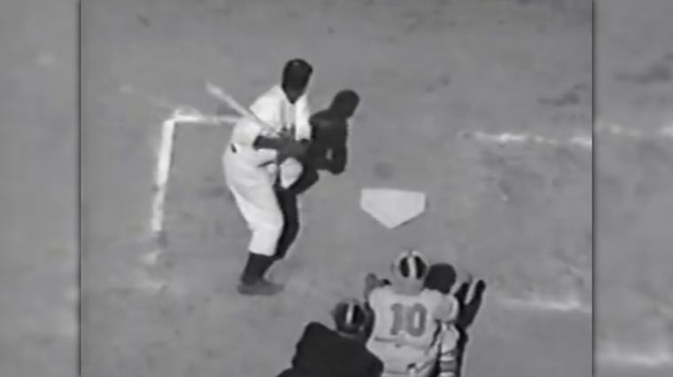 LARRY KING REMEMBERS JACKIE ROBINSON