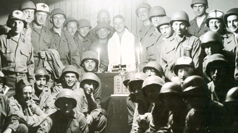 """GI JEWS: JEWISH AMERICANS IN WORLD WAR II"""