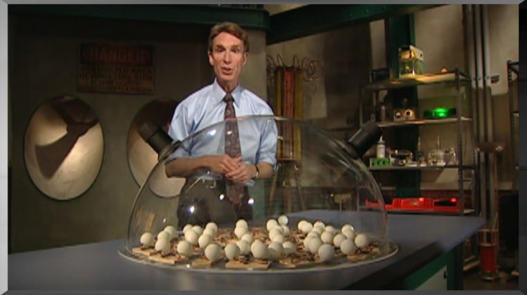 """BILL NYE: SCIENCE GUY"""