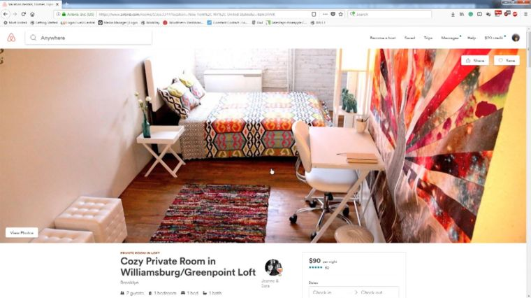 AIRBNB CONTROVERSY