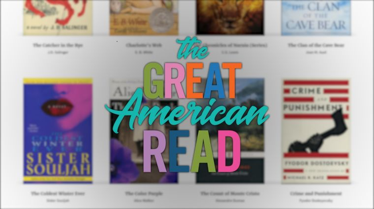 """THE GREAT AMERICAN READ:"" NYC STYLE"