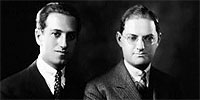 Discussion: George and Ira Gershwin