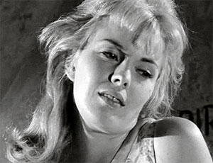 "Jean Seaberg in ""Lilith"" (1964)"