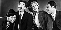 Discussion – Marx Brothers