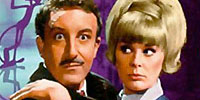 Peter Sellers and Elke Sommer in 'Shot in the Dark' (1964)