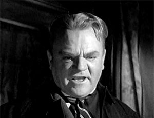 "James Cagney in ""Shake Hands with the Devil"" (1959)"