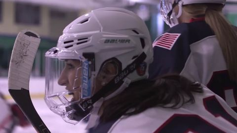 A CHANCE TO GO PRO: THE NWHL