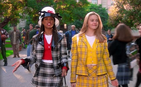 Scene from Amy Heckerling's Clueless.