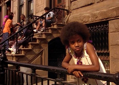 A scene from Spike Lee's Crooklyn.