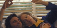 Peter Falk and Gena Rowlands in A Woman Under the Influence