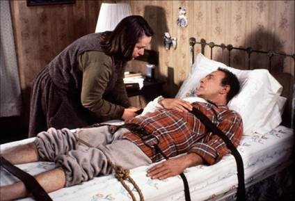 Scene from Rob Reiner's Misery