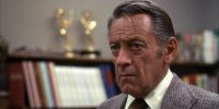William Holden in Network