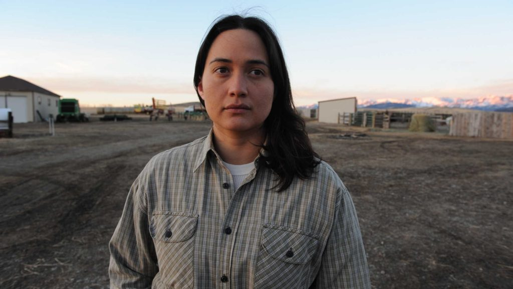 Still from Kelly Reichardt's Certain Women