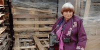 Agnès Varda. Photo courtesy: French Institute Alliance Française