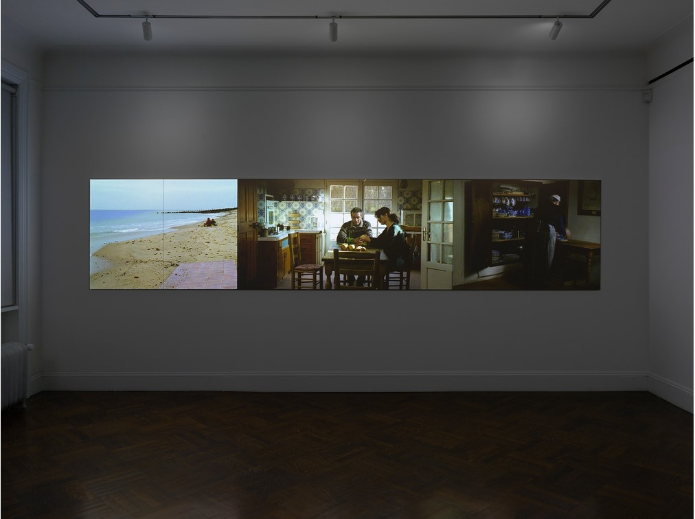 Le Triptyque de Noirmoutier, 2004-2005. Photo Courtesy: Genevieve Hanson