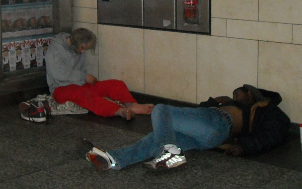 Homeless of New York