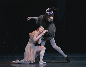 NYCB Midsummer Night's Dream