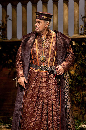 Domingo in Simon Boccanegra