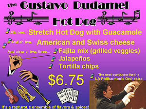 Dudamel's Hot Dogs