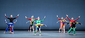 Mark Morris' Empire Garden