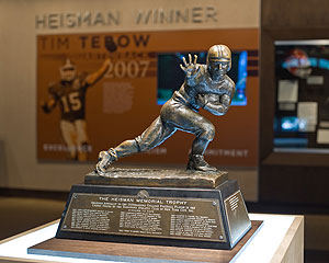 The Heisman Memorial Trophy