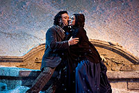 La Boheme at the Met
