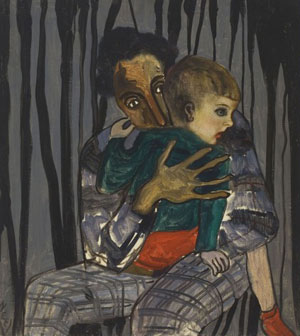 Alice Neel's Sam and Hartley