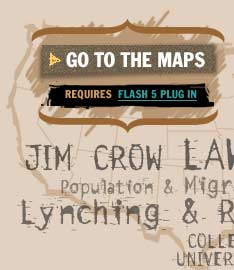 The Rise and Fall of Jim Crow Interactive Maps  PBS