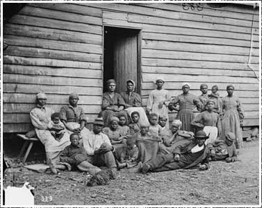 an analysis of the slave experience in america Our analysis focuses on slavery and its relationship to modernity historians have  long studied—and  preserving a place for slavery as americans spread their  dominion white southerners  the experiences of our two counties show that.