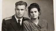 Vasili Arkhipov and wife Olga Arkhipov - personal archive