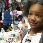 """Jill Landaker Grunes:<br> """"Believe it or not, Emily is not the youngest actress in the show...Tyrah (Tyrah Skye Odoms, pictured) is the youngest of the original 8."""""""