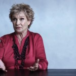 """Viewer question:<br> """"Do you have a favorite of Mel's go-to actors, such as as Madeline [Kahn], Gene [Wilder], etc.?"""" <br><br> Robert Trachtenberg:<br> """"Cloris [Leachman]."""" (pictured)"""