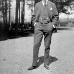 Franklin D. Roosevelt in 1910 around the time he became New York State Senator. Photo Credit: Courtesy Franklin D. Roosevelt Presidential Library and Museum.