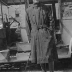 Franklin D. Roosevelt in France circa 1918. Photo Credit: Courtesy Franklin D. Roosevelt Presidential Library and Museum.