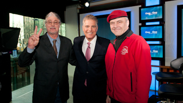One-on-One with Steve Adubato